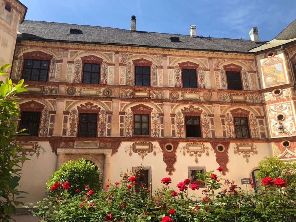 Fassade - Restauriert