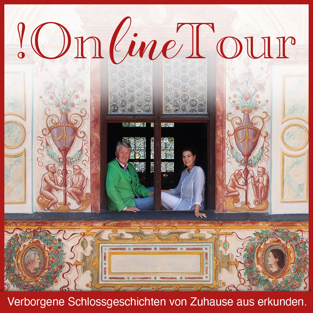 Online Tour Schloss Tratzberg